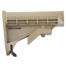 6 Section Landarmy Stock TAN