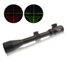 Bushnell 3 ~ 9 x 40 Red / Green Illuminated Rangefinder Rifle Scope