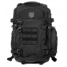 Cannae Legion Elite Day Pack with Helmet Carry BLACK
