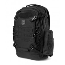 Cannae Phalanx Full Size Duty Pack with Helmet Carry BLACK