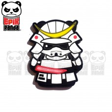 Epik Panda Samurai Panda Ghost Patch