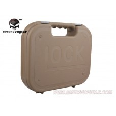 Emerson Glock Pistol Box DARK EARTH