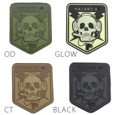 Hazard 4 Skull Patch