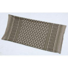 MSM Shemagh Multi Wrap DUSTY BROWN