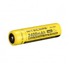 Nitecore 18650 3400mAh Li-on Batteries