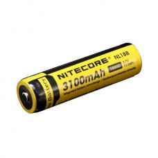 Nitecore 18650 3100mAh Li-ion Batteries