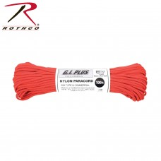 Rothco Paracord 100' RED