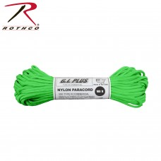 Rothco Paracord 100' SAFETY GREEN