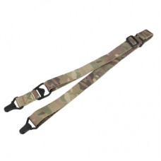 Tactical Single / Two-Point Gun Sling MULTICAM